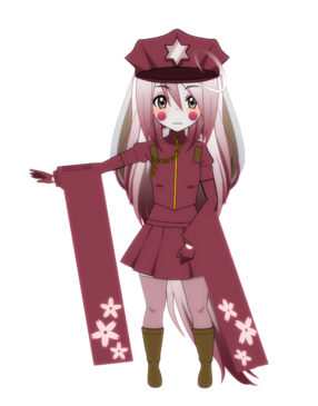 "[Kisekae] Crystal ""Roku no Sakura"""