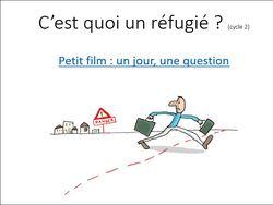 Des outils pour aborder le thème des réfugiés