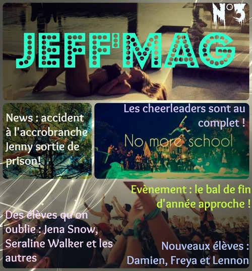 Jeff'Mag numéro 3