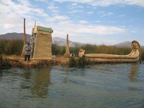 Voyge au Pérou.le lac titicaca
