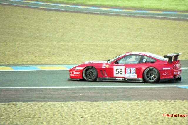 Le Mans 2002 Abandons