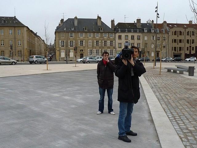 FR3 Lorraine interview 1 Marc de Metz 09 01 2013