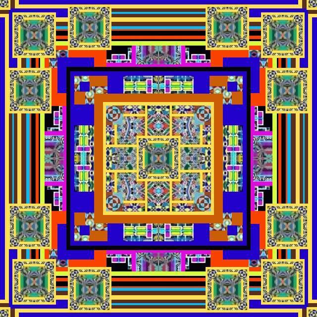 Mandala Gavroche 1 mp1357 2010