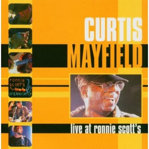 "1988 : CD "" Live At Ronnie Scott's "" Silverline Records 76628 4522 [ US ]"