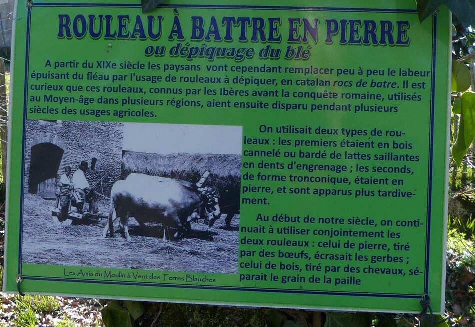 Moulin de « Terres Blanches ».