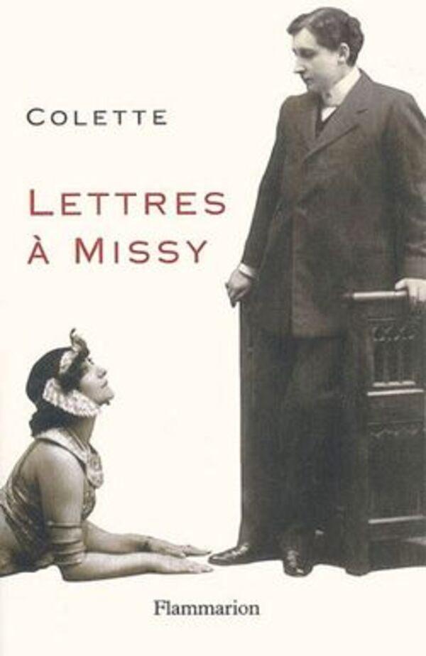 Une lettre à Missy Colette