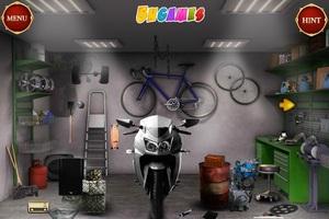 Jouer à Can you escape bike garage
