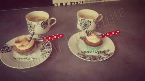 Cupcakes Cappuccino