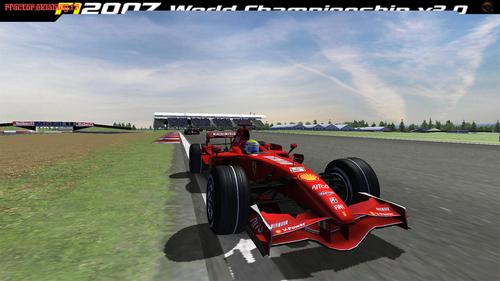 2007 - Team Scuderia Ferrari Marlboro