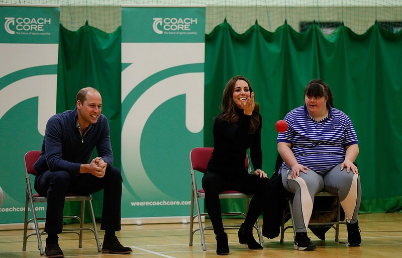 Royal Foundation's Coach Core programme in Essex