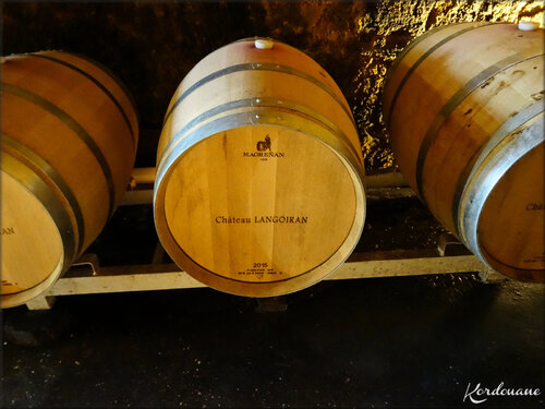 Photo domaine viticole Château Langoiran