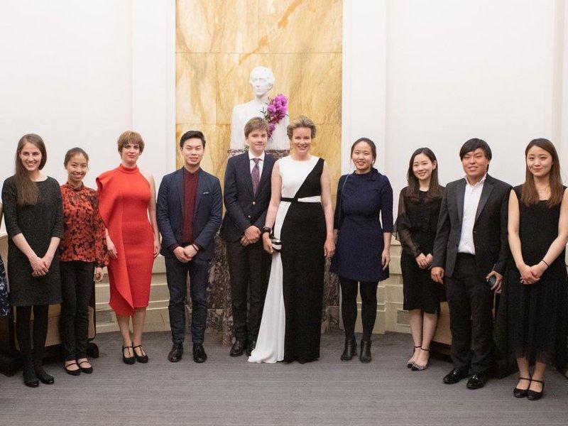 Concours Reine Elisabeth - Violon 2019