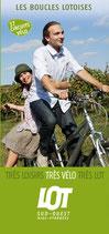 Les boucles lotoises - Circuits Vélo