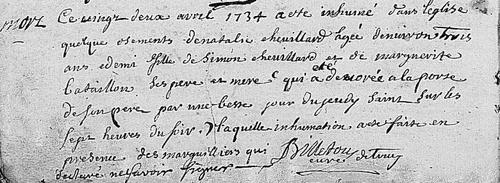 """La """"Bête"""" de Trucy"""