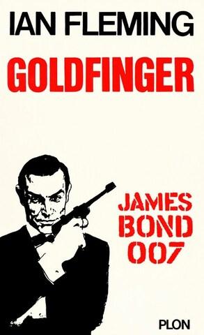 GOLDFINGER - JAMES BOND BOX OFFICE 1965