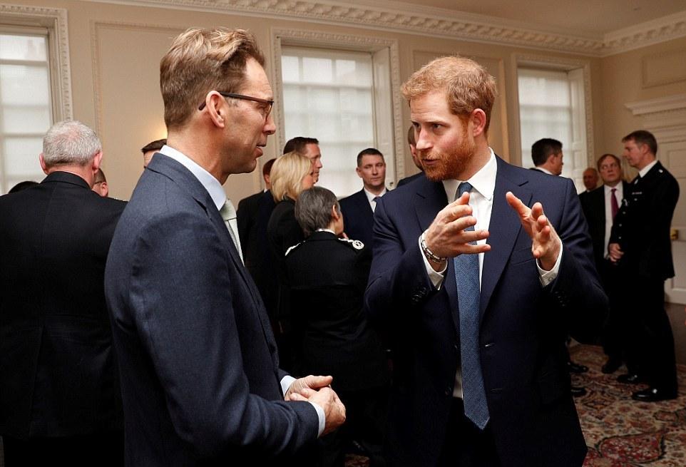 Met Excellence Awards à Kensington Palace