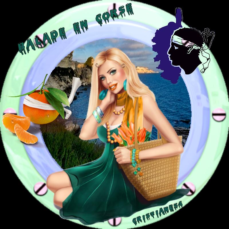 Balade en Corse pour mon amie Mary Poppins !