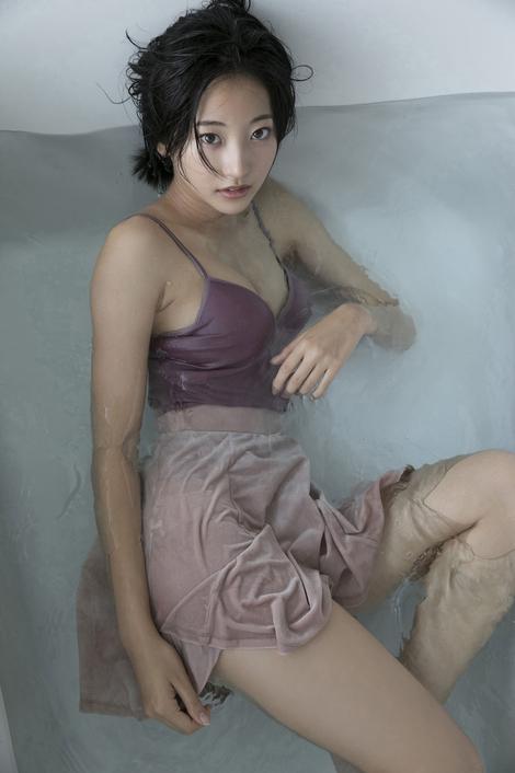 WEB Gravure : ( [FRIDAY - デジタル写真集/Digital photograph collection] - Rena Takeda/武田玲奈 : 「二十歳のピュアセクシー」 )