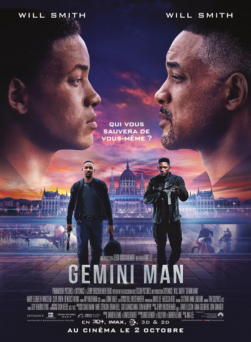 Will Smith affronte Will Smith dans le premier extrait de GEMINI MAN ! Au cinéma le 2 octobre 2019