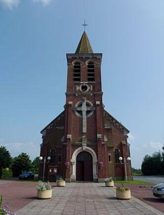 Eglise Sainte-Marie Madeleine de Nivelle