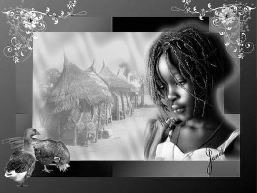 Escale en Afrique