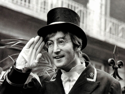John Lennon une legende