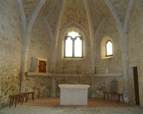 La chapelle de Lilignod