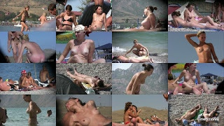 CANDID-HD. Nude Beach. Parts 4, 5, 6.