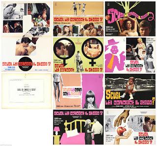Scusi, lei conosce il sesso? / Excuse Me, Do You Like Sex? / Sex Italian Style. 1968.