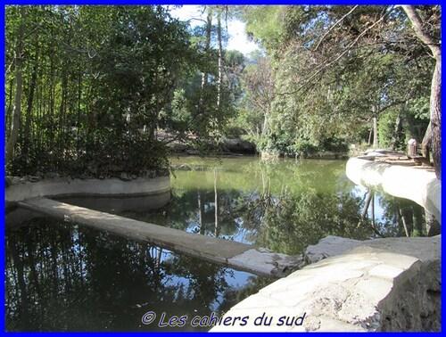 Calanques, la Fontaine de Voire