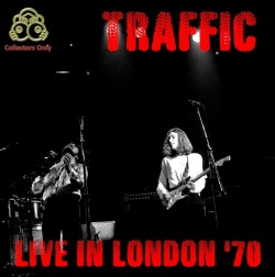 TRAFFIC - Live In London '70