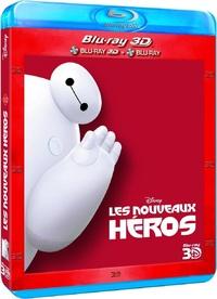 [Blu-ray 3D] Les Nouveaux Héros