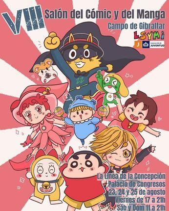 Salón Manga de La Línea 2019