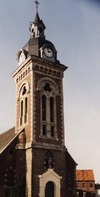 Eglise Saint-Amand : Hergnies