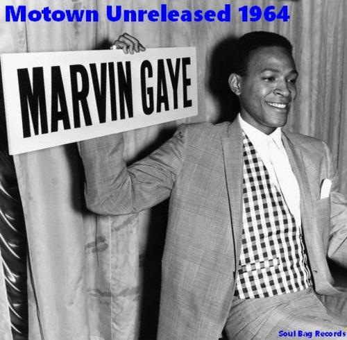 "Marvin Gaye : CD "" Motown Unreleased 1964 "" Soul Bag Records [ FR ]"