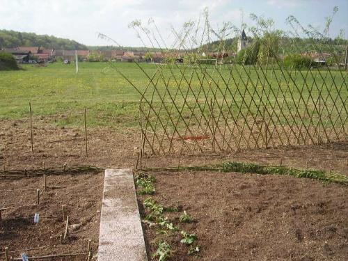 Au jardin - Blog de l\'école de Trondes