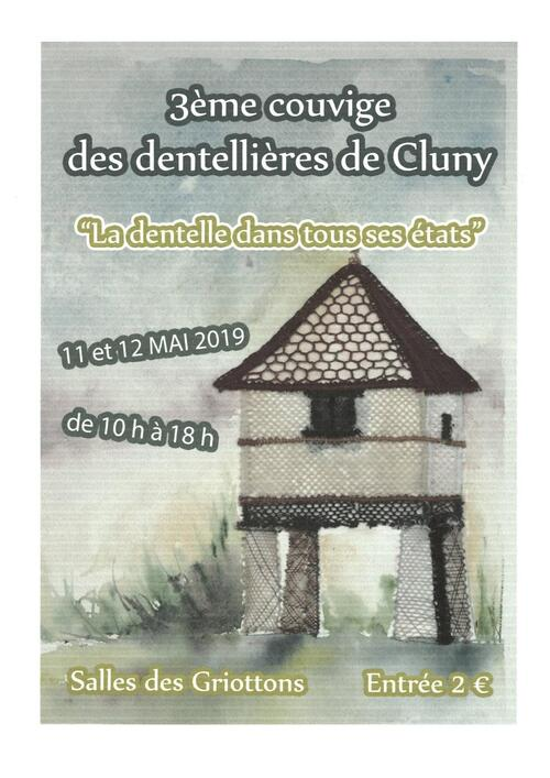 Cluny (71) 11 & 12 mai