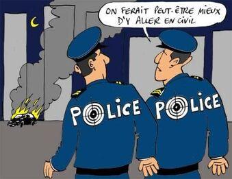 La France livrée aux voyous .