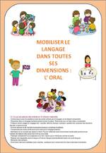 affiche/intercalaires