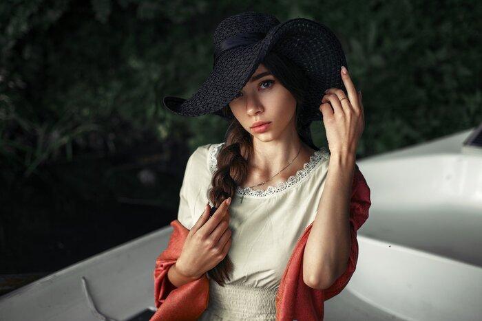 De belles femmes très stylées