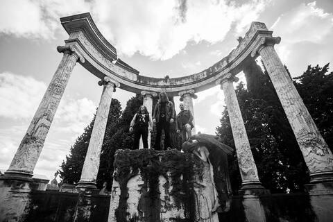 """WITCHTHROAT SERPENT - Les détails du nouvel album Swallow The Venom ; Clip """"Scorpent Serpion"""""""