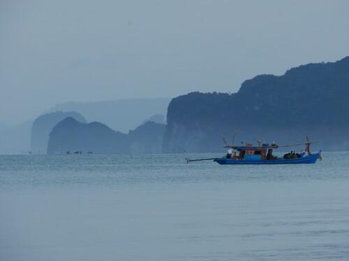 THAILANDE Krabi au sud