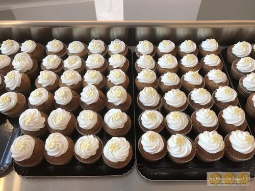 Cupcakes journée du 23 Février.