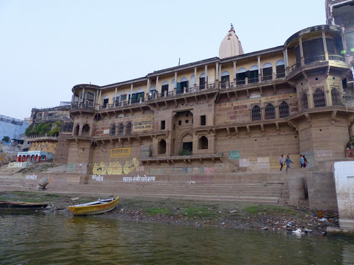 les ghats de Varanasi (Benares)