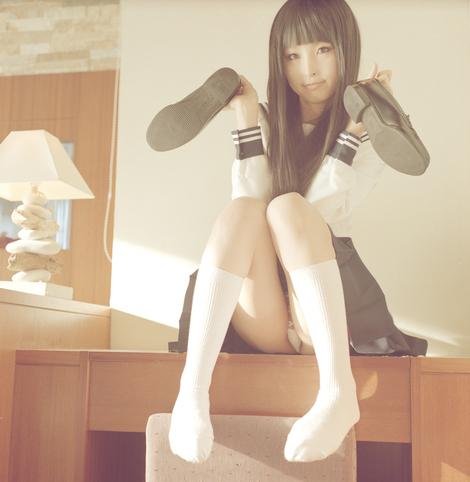 Models Cosplay : ( [Flameworks] - |2012.12.30| Cosplay Dojin ROM Work - CD-ROM Digital photograph collection : Taro  / Photography : Yuricha - Model : Na-san/なーさん )