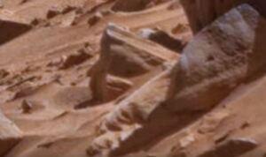 La vie sur Mars ?