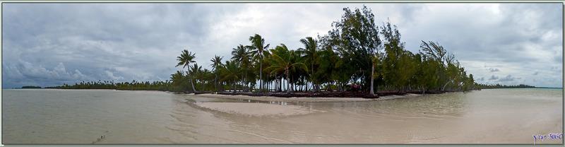 Le Lagon bleu : quelle différence avec ce que nous avions vu en 2009 ! - Atoll de Fakarava - Tuamotu - Polynésie française