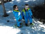 Sortie à la neige le 18 mars