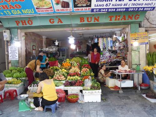 Arrivée à Hanoï Vietnam
