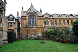 Oxford - Brasenose College 2